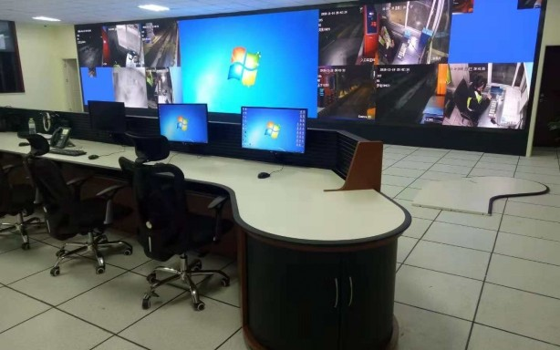 企业园区监控中心